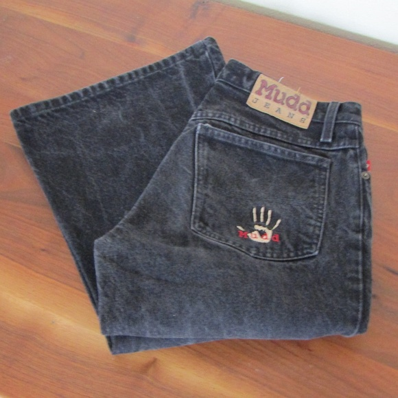 Mudd Denim - Vintage Mudd Flare Leg Jeans, 30